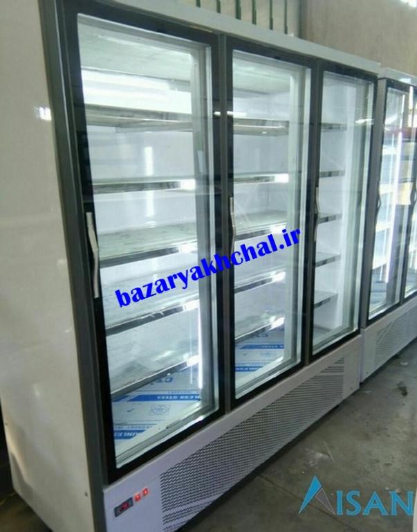 خرید یخچال ویترینی نو