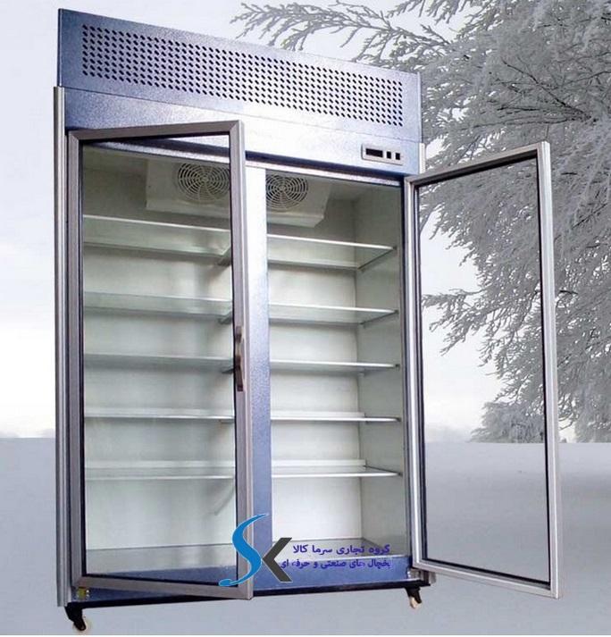 فروش یخچال ویترینی