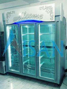 فروش یخچال صنعتی