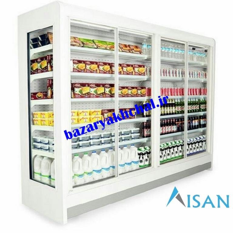 قیمت یخچال مغازه پروتئینی